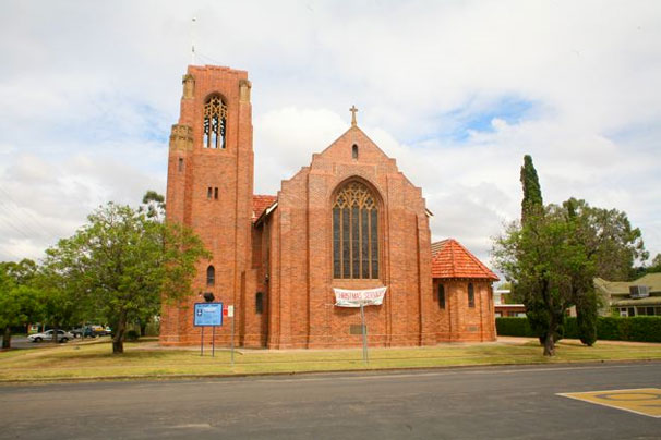All Saints, Moree
