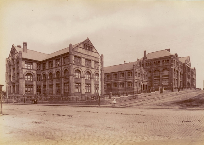 Sydney Technical College, Ultimo